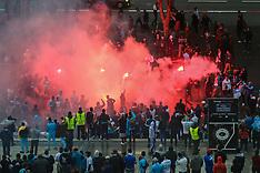 Olympique de Marseille Vs Red Bull Leipzig - 12 April 2018
