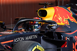 February 26, 2019 - Montmelo, BARCELONA, Spain - BARCELONA, SPAIN, 26th of February 2019. #10 Pierre GASLY driver of Red Bull team during the winter test at Circuit de Barcelona Catalunya. (Credit Image: © AFP7 via ZUMA Wire)
