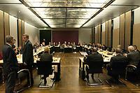 11 DEC 2003, BERLIN/GERMANY:<br /> Uebersicht Sitzungssaal vor Beginn der Sitzung des Vermittlungsausschusses, Bundesrat<br /> IMAGE: 20031211-02-042<br /> KEYWORDS: Übersicht