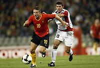 Fotball<br /> Belgia<br /> Foto: Photonews/Digitalsport<br /> NORWAY ONLY<br /> <br /> VM-kvalifisering<br /> Belgia v Armenia<br /> 11.10.2008<br /> <br /> WESLEY SONCK