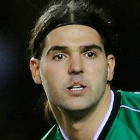 Julian Speroni of Crystal Palace<br /> <br /> Picture Matthew Ashton/AMA