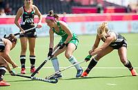 ANTWERP - BELFIUS EUROHOCKEY Championship.women  Ireland-Gemany (1-1).  Germany placed for semifinals . Beth Barr (Irl) . WSP/ KOEN SUYK
