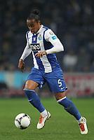 20120212: PORTO, PORTUGAL – Liga Zon Sagres 2011/2012: FC Porto vs Uniao Leiria.<br /> In photo: ALVARO PEREIRA.<br /> PHOTO: PEDRO PEREIRA/CITYFILES