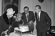 Maidenform, the underwear manufacturer,  celebrate their fortieth Anniversary.<br /> 26.09.1962