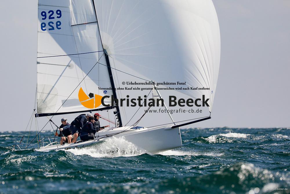 , Travemünder Woche 19. - 28.07.2019, J70 - GER 929 - Procedes Diva - Björn BEILKEN - Segelkameradschaft Das Wappen von Bremen e. V灪