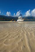 Sandbar, Kaneohe Bay, Kaneohe, Oahu, Hawaii, MR