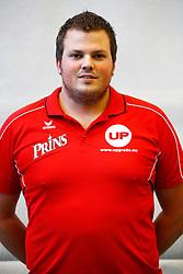 20140918 NED: Teampresentatie Prins VCV 2014 - 2015, Veenendaal<br /> Robert Pleizier, assistent trainer/coach Prins VCV<br /> ©2014-FotoHoogendoorn.nl / Pim Waslander