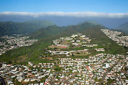 Kamaehameha High School, Honolulu, Oahu, Hawaii
