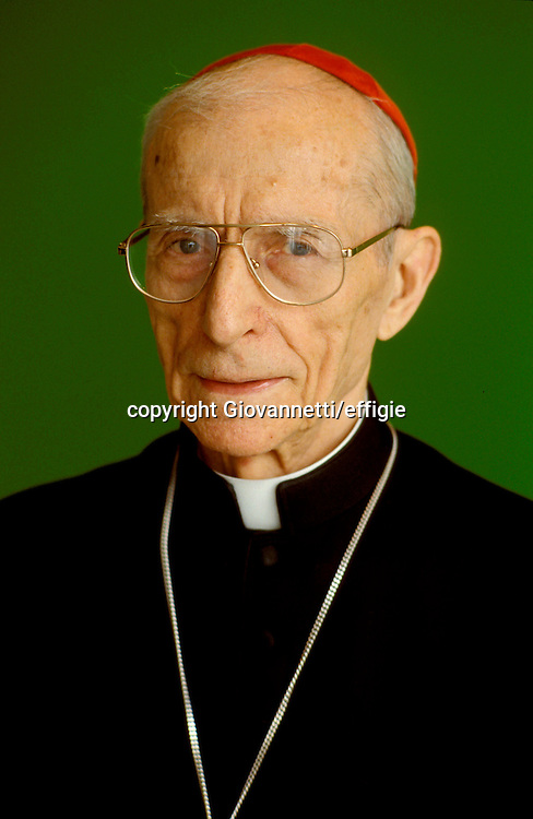 Monsignor Ersilio Tonini <br />copyright Giovannetti/effigie