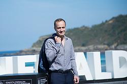 September 23, 2017 - San Sebastian, Gipuzkoa, Spain - Emmanuel Bourdieu attends 'La Douleur/ Memoir Of Pain' photocall during 65th San Sebastian Film Festival on September 23, 2017 in San Sebastian, Spain. (Credit Image: © Coolmedia/NurPhoto via ZUMA Press)