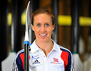 Caversham, Great Britain, Helen GLOVER, GB Rowing media day at the Redgrave Pinsent Rowing Lake. GB Rowing Training centre. Wednesday  27/02/2013    [Mandatory Credit. Peter Spurrier/Intersport Images]