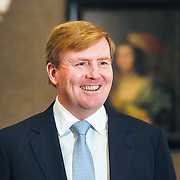 NLD/Amsterdam/20151125 - Koning Willem Alexander reikt Erasmusprijs 2015 uit, Koning Willem-Alexander