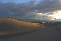 Sand Dune Morning Shadows, Death Valley NP. Image taken by Michael Mariant with my Leica X1 (ISO 100, 24 mm, f/10, 1/60 sec). Out of the Camera jpg.