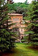 ITALY, ROME, Vatican, garden and residences