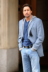 March 12, 2018 - New York, NY, USA - March 12, 2018 New York City..Luke Wilson was seen on location filming 'The Goldfinch' on March 12, 2018 in New York City. (Credit Image: © Kristin Callahan/Ace Pictures via ZUMA Press)