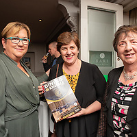 REPRO FREE<br /> Pictured at the opening of the 43rd Kinsale Gourmet Festival at the Blue Haven were Cllr. Marie O'Sullivan; Marie Healy, Failte Ireland and Mary Coughlan, Armada Bar.<br /> Picture. John Allen