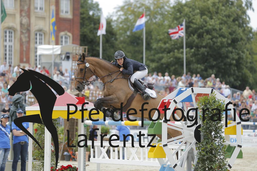 Tisbo, Lauren, Carriere<br /> Münster - Turnier der Sieger<br /> Grosser Preis<br /> © www.sportfotos-lafrentz.de/ Stefan Lafrentz