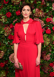 Cara Horgan attending the Evening Standard Theatre Awards 2018 at the Theatre Royal, Drury Lane in Covent Garden, London