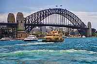Harbour Bridge & Ferries