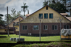 2 November 2019, Ganta, Liberia: Located in Nimba county, the Ganta United Methodist Hospital serves tens of thousands of patients each year. It is a founding member of the Christian Health Association of Liberia.