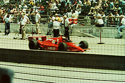 Indianapolis Time Trials, May 1987<br /> #41 - Stan Fox<br /> <br /> A scan from an old photo or slide from the collection of Alan and Becky Look dated 1987 and 1988.