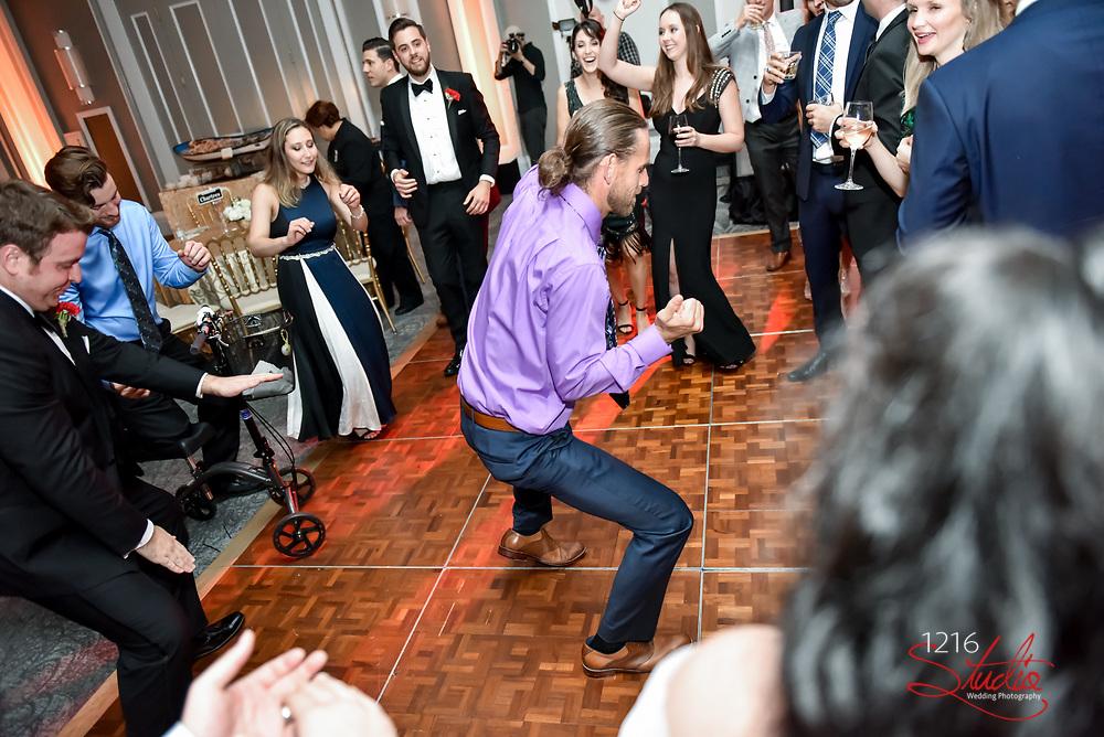 Andy & Alex Wedding Photography Samples | Royal Sonesta | 1216 Studio Wedding Photographers
