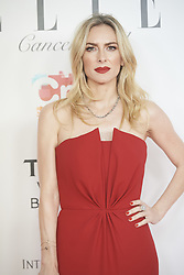 May 30, 2019 - Madrid, Madrid, Spain - Kira Miro attends Solidarity gala dinner for CRIS Foundation against Cancer at Intercontinental Hotel on May 30, 2019 in Madrid, Spain (Credit Image: © Jack Abuin/ZUMA Wire)