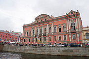cityscape Saint Petersburg, Russia