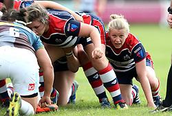 Claire Molloy of Bristol Ladies - Mandatory by-line: Robbie Stephenson/JMP - 18/09/2016 - RUGBY - Cleve RFC - Bristol, England - Bristol Ladies Rugby v Aylesford Bulls Ladies - RFU Women's Premiership