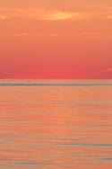 Often the sweetest, most colorful skies, are in the minutes after the sun has set, as seen here over Cape Cod Bay.