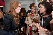 PRINCESS BEATRICE; MAIA NORMAN; MIRANDA DAVIES; ,   Georgina Chapman and Stephen Webster celebrate her guest designer collection for Garrard. Albermarle St. London. 4 November 2009
