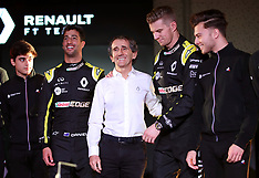Renault F1 Team 2019 Season Launch - 12 Feb 2019