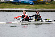 Crew: 366  SUA-MYNORS  Stratford-upon-Avon Boat Club  W J14 2x<br /> <br /> Abingdon Spring Head 2019<br /> <br /> To purchase this photo, or to see pricing information for Prints and Downloads, click the blue 'Add to Cart' button at the top-right of the page.