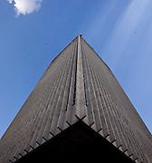 Belo Horizonte_MG, Brasil.<br /> <br /> Sede da CEMIG em Belo Horizonte, Minas Gerais.<br /> <br /> The Headquarters building of Cemig, in Belo Horizonte, Minas Gerais.<br /> <br /> Foto: LEO DRUMOND / NITRO