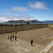 Alcatraz prison tour is one of San Francisco's top tourist attractions.
