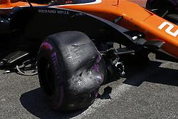 May 27, 2017 - Monte Carlo, Monaco - Motorsports: FIA Formula One World Championship 2017, Grand Prix of Monaco, .#2 Stoffel Vandoorne (BEL, McLaren Honda) (Credit Image: © Hoch Zwei via ZUMA Wire)