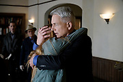 """""""Dead Letter"""" – The NCIS team, alongside the FBI and MI6, continue an international manhunt for an escaped British spy who has left one colleague fighting for their life in ICU, on NCIS, Tuesday, May 10 (8:00-9:00 PM, ET/PT), on the CBS Television Network. Sarah Clarke guest stars as FBI Special Agent Tess Monroe and Duane Henry guest stars as MI6 Officer Clayton Reeves. Pictured: Mark Harmon as Jethro Gibbs.   Photo: Jace Downs/CBS ©2016 CBS Broadcasting, Inc. All Rights Reserved"""