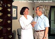 Active Aging Senior Citizens, Retired, Activities, Nurse Assists Single Man, Retirement Community