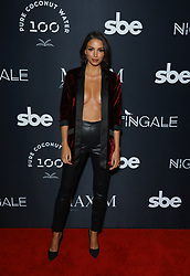 Nadia Gray at MAXIM Magazine's Official Release of their Sept./Oct. Issue Hosted by Cover Model Vita Sidorkina held at Nightingale on September 28, 2019 in Los Angeles, California, United States (Photo by © VipEventPhotography.com