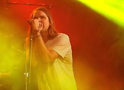 KT Tunstall at Barrowlands Glasgow, UK tour of album 'Wax'<br /> <br /> Pictured: $AU$AGE$ (support) <br /> <br /> (c) Aimee Todd | Edinburgh Elite media