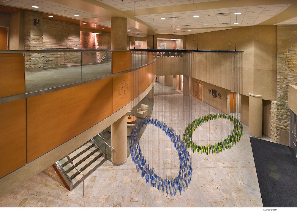 Hospital - St Alphonsus Regional Medical Center in Boise, Idaho by HDR Architects, McCarthy Construction