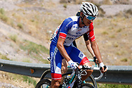 Rudy Molard (FRA - Groupama - FDJ) during the UCI World Tour, Tour of Spain (Vuelta) 2018, Stage 5, Granada - Roquetas de Mar 188,7 km in Spain, on August 29th, 2018 - Photo Luis Angel Gomez / BettiniPhoto / ProSportsImages / DPPI