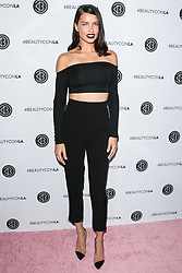 Adriana Lima attends the 5th Annual Beautycon Festival Los Angeles at the Los Angeles Convention Center on August 12, 2017 in Los Angeles, California. 12 Aug 2017 Pictured: Adriana Lima. Photo credit: MEGA TheMegaAgency.com +1 888 505 6342