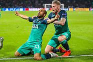 Ajax v Tottenham Hotspur 080519