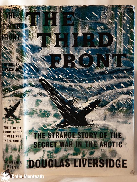 The Third Front, The strange story of the secret war in the Arctic, Douglas Liversdge,  Souvenir Press London, 1960