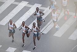 07.04.2019, Wien, AUT, Vienna City Marathon 2019, im Bild Feature Läufer Elite// during the Vienna City Marathon 2019 in Vienna, Austria on 2019/04/07. EXPA Pictures © 2019, PhotoCredit: EXPA/ Florian Schroetter