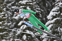 Kombinert<br /> FIS World Cup<br /> Schonach Tyskland<br /> 02.01.2015<br /> Foto: Gepa/Digitalsport<br /> NORWAY ONLY<br /> <br /> FIS World Cup Schonach, preview, training and provisional competition round. Image shows Magnus Moan (NOR).