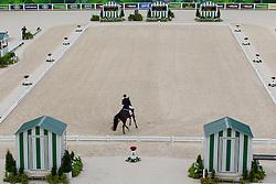 Claudia Fassaert, (BEL), Donnerfee - Grand Prix Team Competition Dressage - Alltech FEI World Equestrian Games™ 2014 - Normandy, France.<br /> © Hippo Foto Team - Leanjo de Koster<br /> 25/06/14