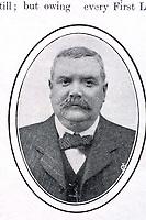 Fotball<br /> Liverpool<br /> Foto: Colorsport/Digitalsport<br /> NORWAY ONLY<br /> <br /> Mr.Tom Watson (Secretary of Liverpool Football Club) 1905/06.