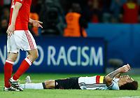 The delusion of Alex Witsel (Belgium). delusione<br /> Lille 01-07-2016 Stade Pierre Mauroy Football Euro2016 Wales - Belgium / Galles - Belgio <br /> Quarter-finals. Foto Matteo Ciambelli / Insidefoto